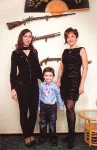 Модный Самара №3 март 2011 Art Famila Их формулу семейного счастья вывела младшая дочь