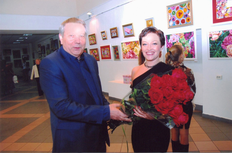С Василием Тарасенко (адвокат)