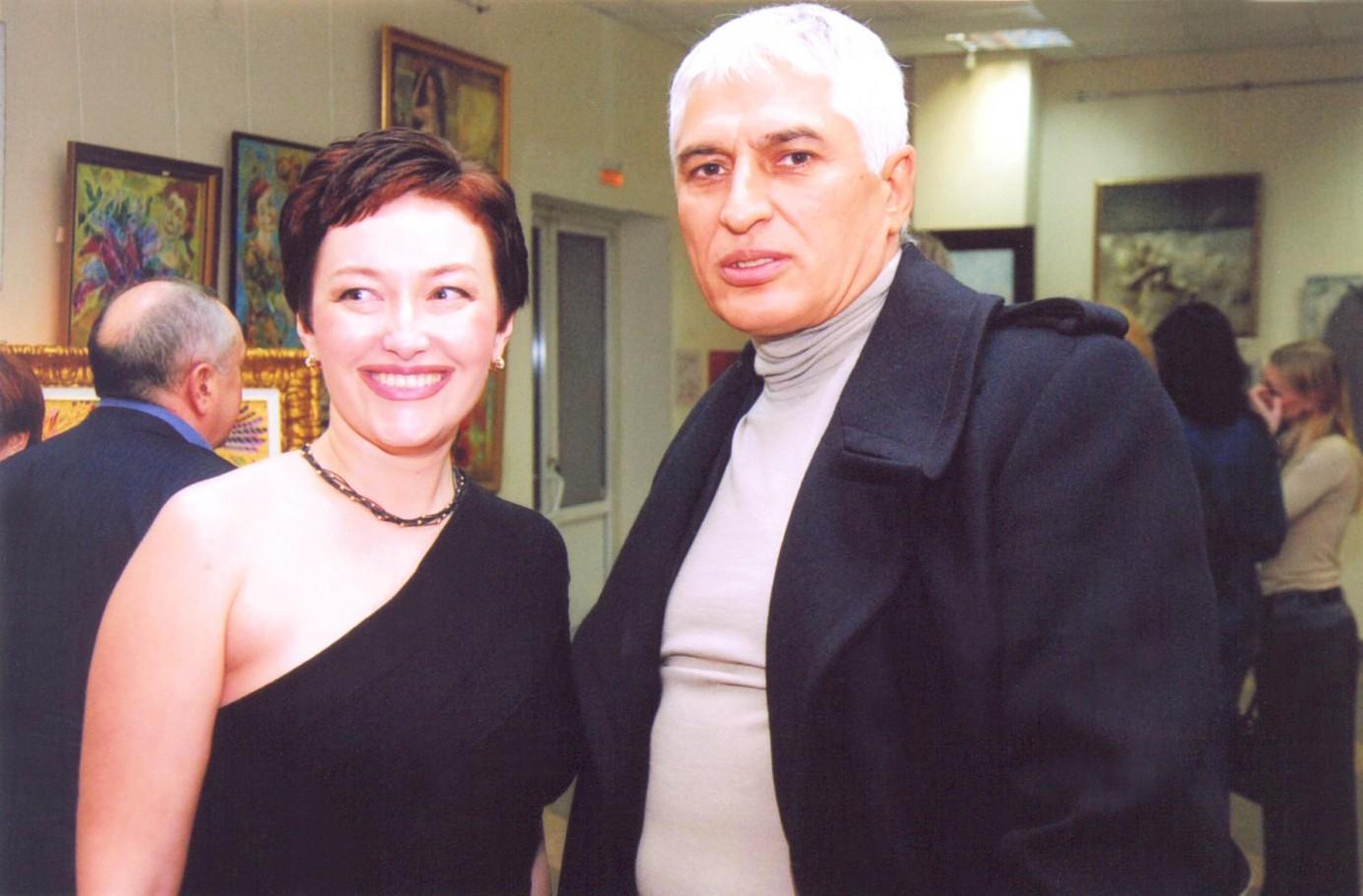 С Александром Киселёвым